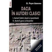 Dacia in autorii clasici