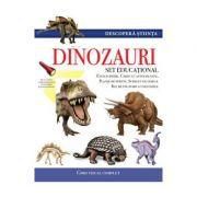 Descopera stiinta - Dinozaurii. Set educational