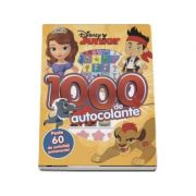 Disney Junior - 1000 de autocolante. Peste 60 de activitati antenante!