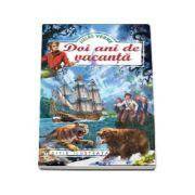 Doi ani de vacanta - Jules Verne (Editie ilustrata)
