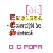 Engleza, exercitii de sintaxa - O. G. Popa