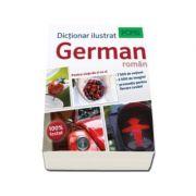 Dictionar ilustrat german-roman. Pons - 75000 de notiuni, 3000 de imagini, pronuntie pentru fiecare cuvant