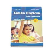 Limba Engleza, caiet de lucru pentru clasa pregatitoare - Colectia Leo te invata (Editia 2018)