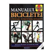 Manualul bicicletei. Utilizare. Intretinere. Reparatii - Biciclete de munte, de sosea, de curse cu componente Shimano, Sram, Sicampagnolo