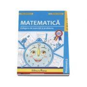 Matematica si explorarea mediului - Culegere de exercitii si probleme ilustrate pentru clasa III - Elena Stefanescu
