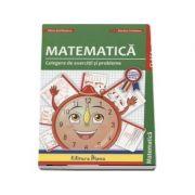 Matematica si explorarea mediului - Culegere de exercitii si probleme ilustrate pentru clasa IV - Elena Stefanescu