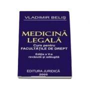 Medicina Legala - Vladimir Belis