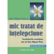 Mic tratat de intelepciune - Invataturile esentiale ale lui Don Miguel Ruiz