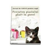 Povestea pisoiului gasit la gunoi - Jurnal de Ghena pentru copii (Bogdan Stoica)