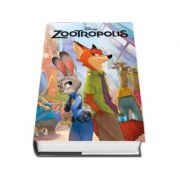 Zootropolis - Povestea filmului (Disney)