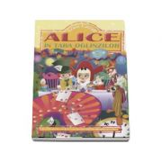 Alice in Tara Oglinzilor - Lewis Carroll (Editie ilustrata)