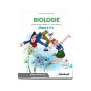 Biologie manual pentru clasa a V-a - Rozalia-Nicoleta Statescu (Contine editia digitala)
