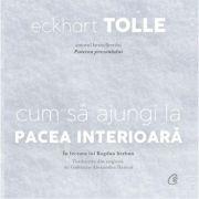 Cum sa ajungi la pacea interioara (Audiobook) - Eckhart Tolle