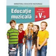 Educatie Muzicala – manual clasa a V-a (Anca Toader)
