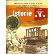 Istorie, manual pentru clasa a V-a - Alina Pertea