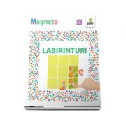 Labirinturi - Colectia Magneto 4-7 ani