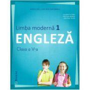 Manual limba engleza - L1 pentru clasa a V-a
