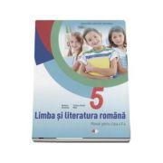 Limba si literatura romana, manual pentru clasa a V-a - Marilena Pavelescu