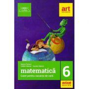 Matematica, caiet pentru vacanta de vara clasa a VI-a. Clubul matematicienilor (2018)