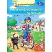 Paula invata sa mearga pe bicicleta - Nivelul I - 5-6 ani