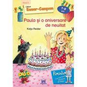 Paula si o aniversare de neuitat - Nivel III - 7-8 ani