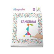 Tangram - Colectia Magneto 4-7 ani