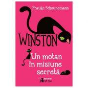 Winston, un motan in misiune secreta - Frauke Scheunemann