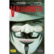 V de la Vendetta - Alan Moore