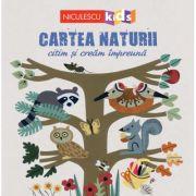 Cartea naturii. Citim şi creăm împreuna