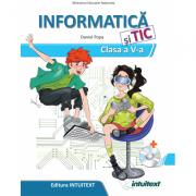 Informatica si TIC - manual pentru clasa a V-a