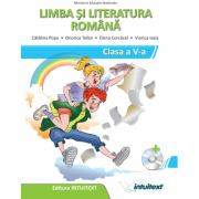Limba si literatura romana, manual pentru clasa a V-a (Catalina Popa)
