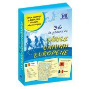 36 de Jetoane cu tarile Uniunii Europene