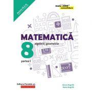 Matematica 2018 - 2019 CONSOLIDARE - Algebra si Geometrie, pentru clasa a VIII-a. Partea I