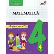 Matematica, culegere clasa a IV-a (Valentina Stefan-Caradeanu)