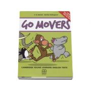 Go Movers. Cambridge Young Learners English Tests. Students Book with CD. Updated for the revised 2018 YLE Tests