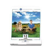 Limba si literatura romana, manual pentru clasa a VI-a - Mariana Norel