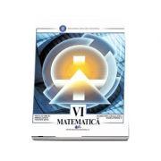Matematica, manual pentru clasa a VI-a - Niculae Ghiciu