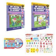 Set activitati integrate Ne jucam cu Mihaela și Azorel, Sem I + II (4 - 5 ani)