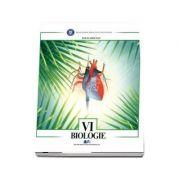Biologie, manual pentru clasa a VI-a - Elena Crocnan