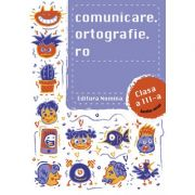 Concursul Comunicare - Ortografie. ro pentru clasa a III-a (2018-2019)