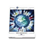 Educatie sociala, manual pentru clasa a VI-a - Victor Bratu