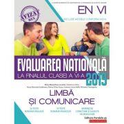 Evaluarea Națională 2019 la finalul clasei a VI-a. Limba și comunicare