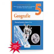 Geografie manual pentru clasa a V-a - Marius Cristian Neacsu (Contine editia digitala)