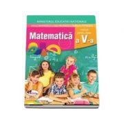 Matematica, manual pentru clasa a V-a - Mona Marinescu