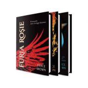 Pachet Trilogia Furia Rosie (3 Vol)