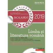 Bacalaureat 2019. Limba și literatura română. Profil real - Avizat MEN