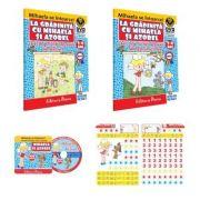 Set Activitati integrate - La Gradinita cu Mihaela si Azorel 3-4 ani (Laurentia Culea)