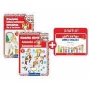 Set carti, A4, grupa mijlocie 4-5 ani (Mariana Andreianu)