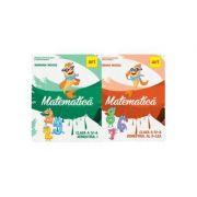 Set matematica - Manual pentru clasa a IV-a. (cu CD) - Mariana Mogos