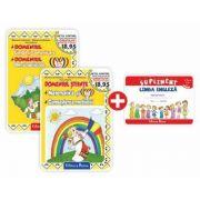 Set carti, grupa mica 3-4 ani - Mariana Andreianu